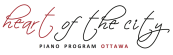 Heart of the City Piano Program Ottawa